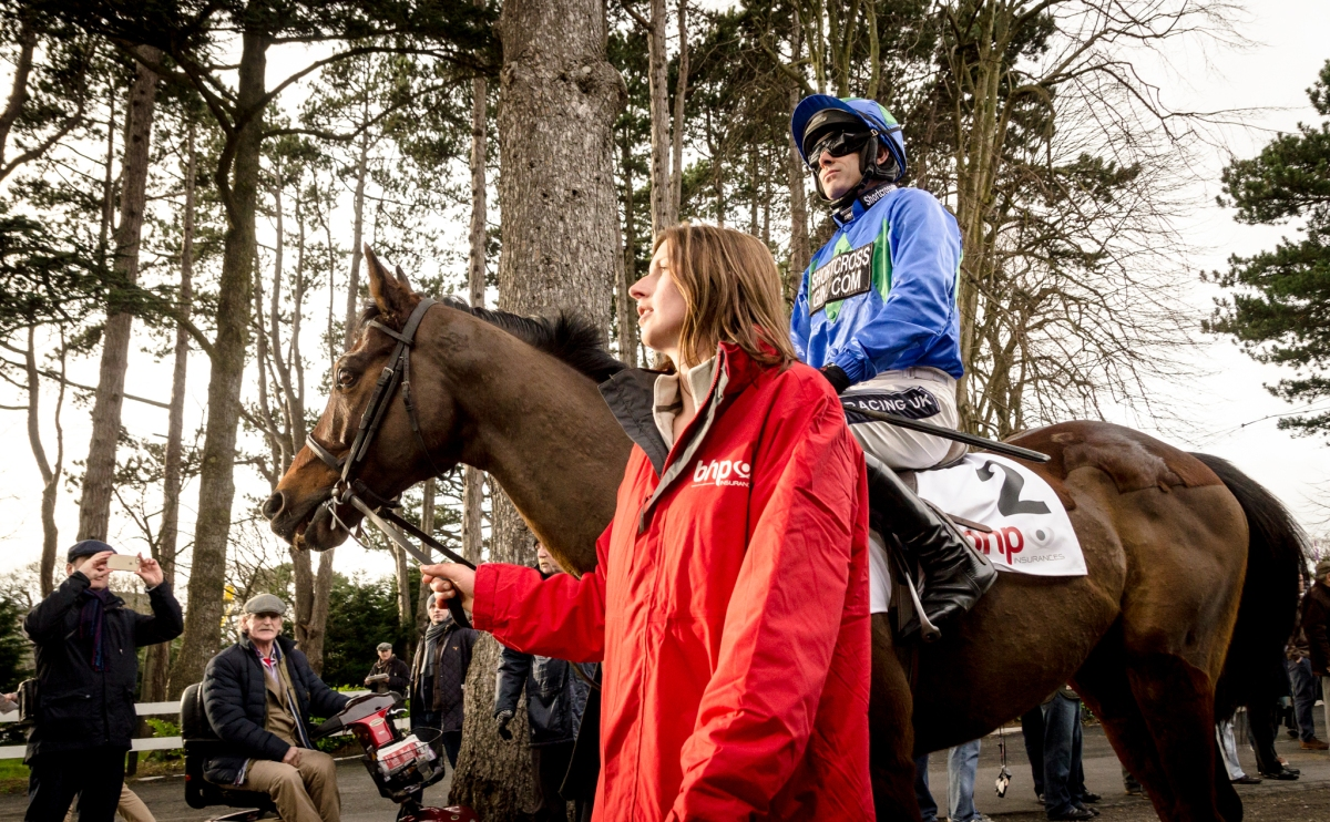 Irish Champion Hurdle 2015
