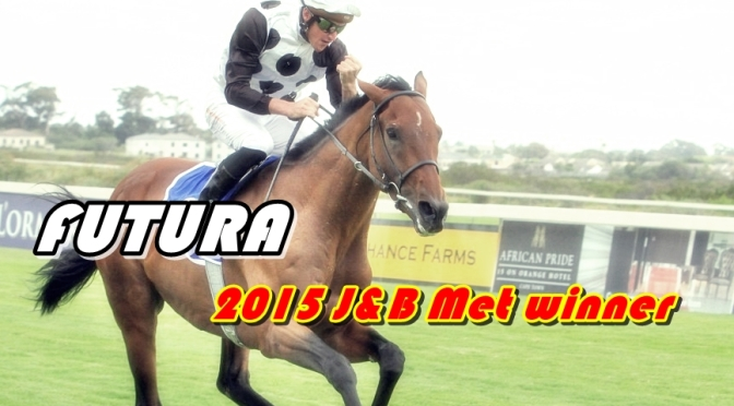 J&B Met: Futura is a true champion!
