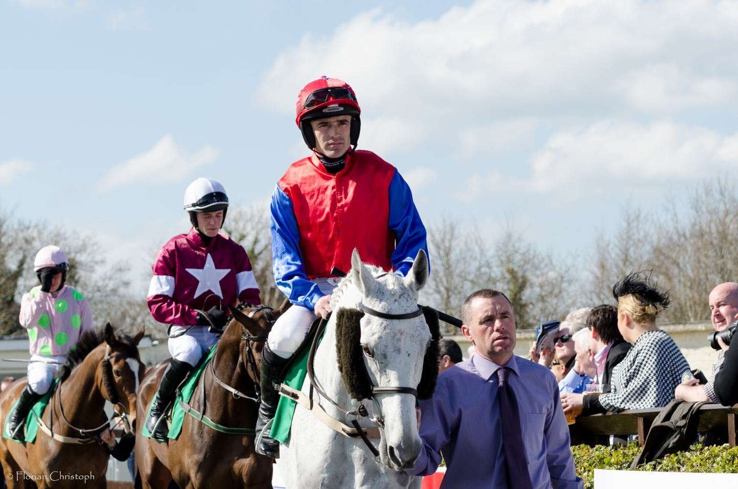 Ruby Walsh and Thousand Stars