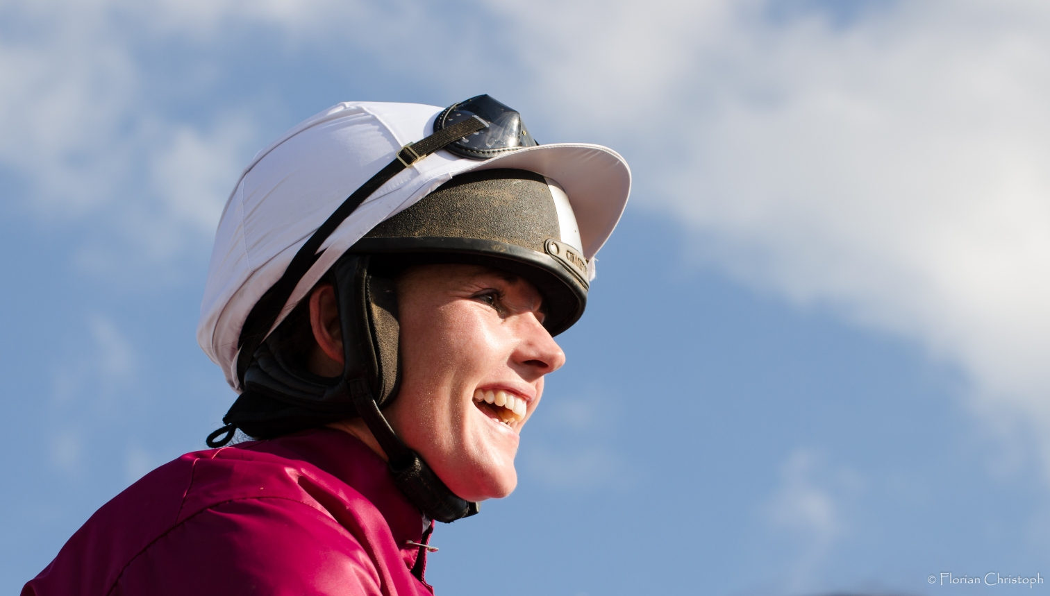Katie Walsh on Thunder And Roses - winner of the Irish Grand National