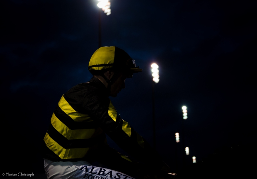 Pat Smullen under the lights