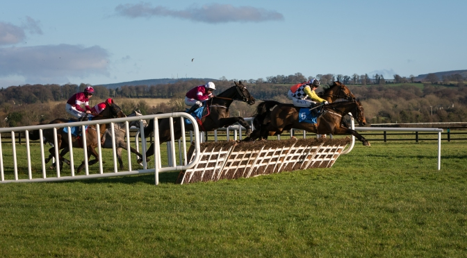 Photos & Review: Lawlor's Of Naas Novice Hurdle Day