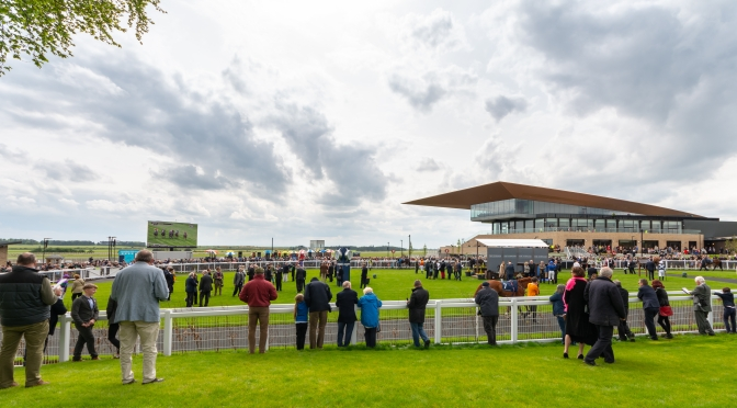 Impressions: The New Curragh